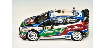 BEL003 - Ford Fiesta WRC Rallye Allemagne - Belkits