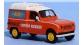 Train électrique : SAI 2420 / BRE 14703 - Renault 4 Fourgonnette Renault Service Vacances