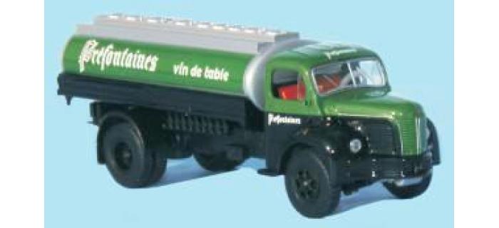 Train électrique : SAI 2618 - Camion citerne Berliet GLR 8,