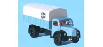 Train électrique : SAI 2626 - Camion Berliet GLR 8 baché,