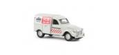 Modélisme ferroviaire : SAI 2854 / BRE14194 - Citroën 2 CV fourgonnette AZU 1961, ALLO SOS 99 99