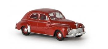 SAI 2502 - Peugeot 203, rouge grenat - Brekina