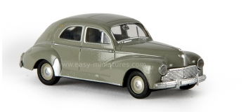 SAI 2503 - Peugeot 203, gris brun - Brekina