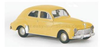 SAI 2504 - Peugeot 203, beige - Brekina