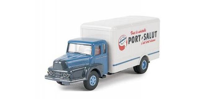 SAI 2953 - Camion Unic ZU 122 Izoard, Port Salut - Brekina