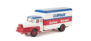 SAI 2955 - Camion Unic ZU 122 Izoard, Cirque Rancy - Brekina