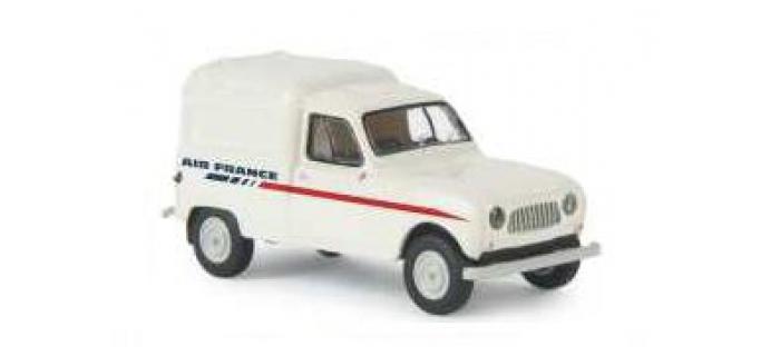SAI 2431 / BRE 14721 - Renault 4 Fourgonnette 1961, AIR - Brekina
