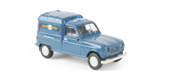 SAI 2432 / BRE 14723 - Renault 4 Fourgonnette 1961, EDF GDF eau chaude - Brekina