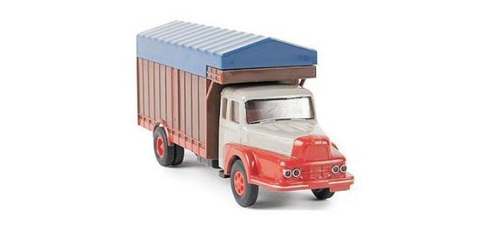 SAI 2661 / BRE85390 - Camion Berliet GLR 8 benne à déchets - Brekina