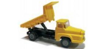 Train électrique : SAI 0838.1 - Tracteur UNIC à benne basculante