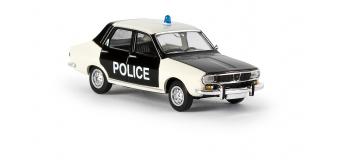 SAI 2253 BREKINA RENAULT R 12 POLICE