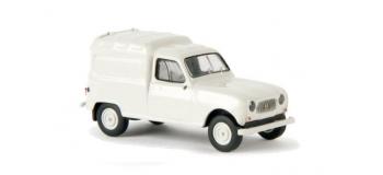 SAI 2406 / BRE 14712 - Renault 4 Fourgonnette 1961, gris clair