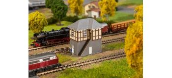 Modélisme ferroviaire : FALLER F232505 - Poste de cantonnement
