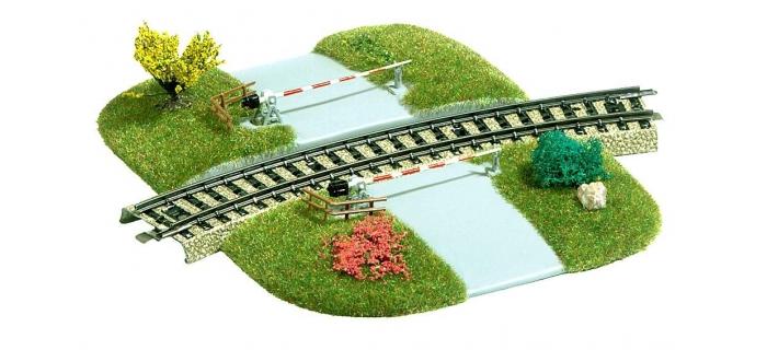 modelisme ferroviaire busch 3209 PASSAGE A NIVEAU