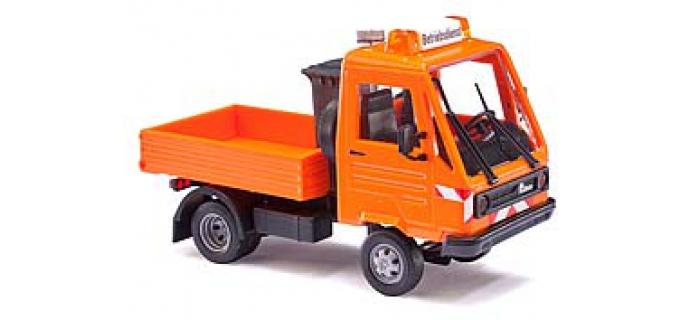 BU42214 - Camionnette Multicar de la voirie - Busch