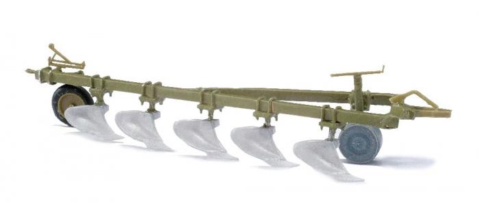 modelisme ferroviaire BUSCH 42850 CHARRUE