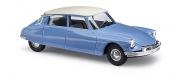 Modélisme ferroviaire : BUSCH BU48025 - Citroën DS bleu