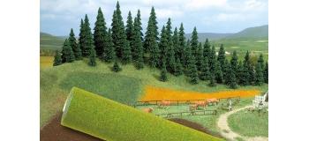 Busch 7221 7231 7271 7281 tapis de décor herbes