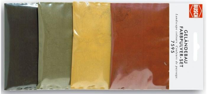 busch 7595 Poudres de coloration