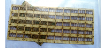 DECAPOD DECA2753 - Barrières en béton modèle Boissy