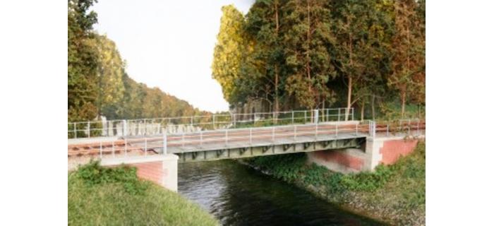 DECA2300 - Pont oblique type Bailleul-sur-Thérain - Decapod