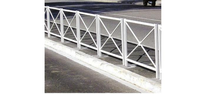 DECA5709 - Barrières de trottoir - Decapod