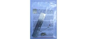DECAPOD DECA3601.24 - 24 poteaux caténaires simples, tension ou compression