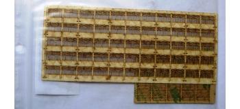 DECAPOD DECA2755 - Barrières en béton modèle Lisieux