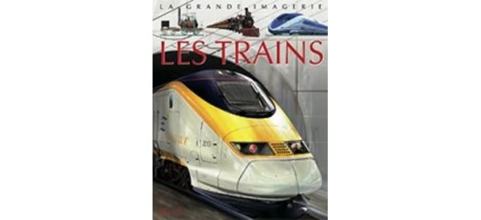 Livres : FLEURUS EDITIONS FLE3 - Les Trains