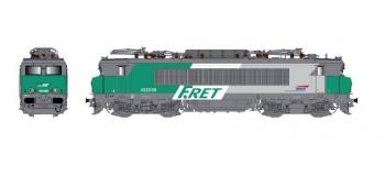 Train électrique : LS MODEL -LSM10054 - Locomotive électrique BB 22298