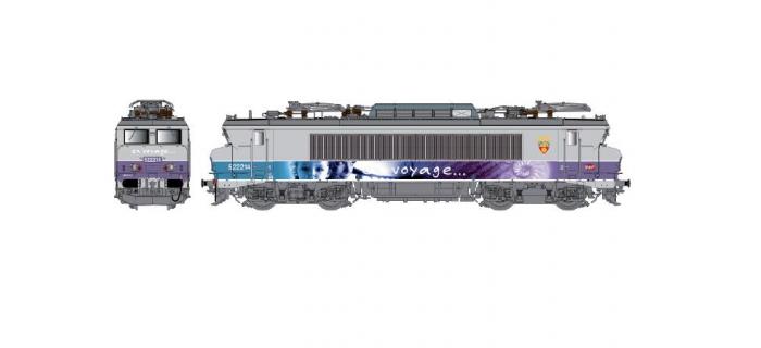 Train électrique : LS MODEL -LSM10055 - Locomotive électrique BB 22214