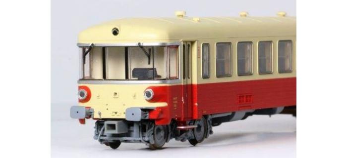 LS MODELS 10060 - Autorail diesel EAD X4300 + XR8300 SNCF dépôt de Nice