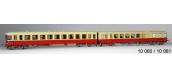Train électrique : LS MODELS 10060 - Autorail diesel EAD X4300 + XR8300 SNCF dépôt de Nice