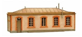 Train électrique : ARTITEC ART14137 - Kit de remise et lanterne 1/ 160