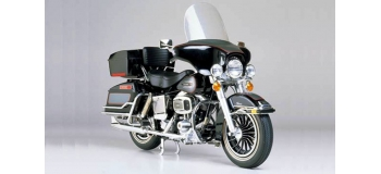 Maquettes : TAM16037 - Harley Davidson FLH Classic Noir