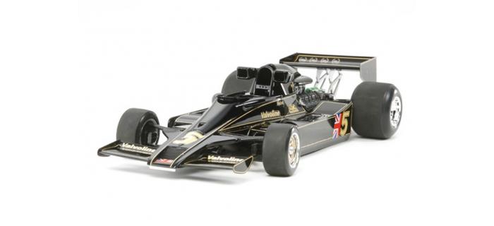 Maquettes :  TAMIYA TAM20065 - Lotus 78 '77