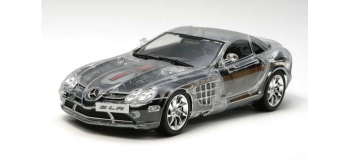 Maquettes : TAMIYA TAM24331 - Mercédes Benz SLR McLaren Full View