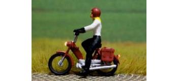 878201 - Moto (avec éclairage fonctionnel) - Easy-Miniatures