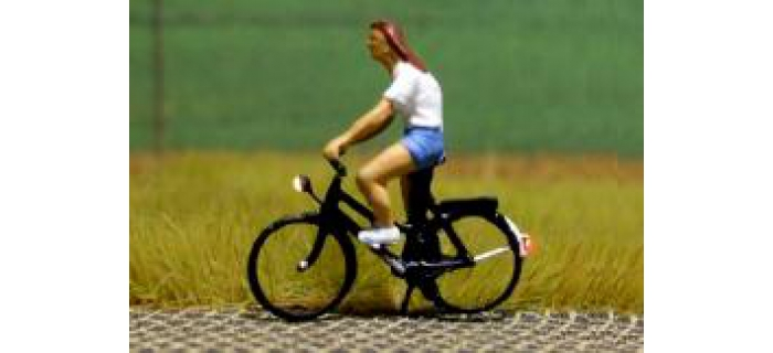 878036 - Vélo (avec éclairage fonctionnel) - Easy-Miniatures