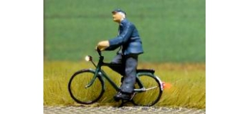 878035 - Vélo (avec éclairage fonctionnel) - Easy-Miniatures