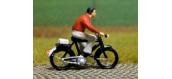 878092 - Vélo (avec éclairage fonctionnel) - Easy-Miniatures