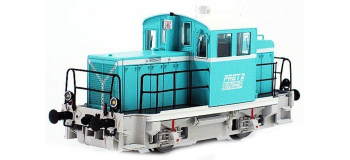 Train électrique : EURO PASSION MODELS EPM123307 - Locotracteur diesel Y-6400