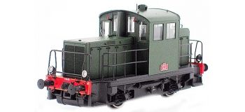 Train électrique : EURO PASSION MODELS EPM123305 - Locotracteur diesel Y-6443