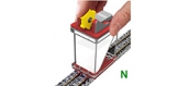 Modélisme ferroviaire : PROSES BS-FIX-03 - Fixateur de ballast, échelle N
