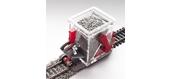 Modélisme ferroviaire : PROSES BS-HO-02 - Épandeur de ballast