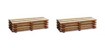 Modélisme ferroviaire : PROSES HL-K-04 - Planches pour wagons plats