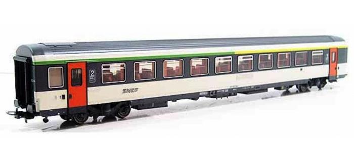 Modélisme ferroviaire : LS MODEL -LSM40257 - Voiture Corail
