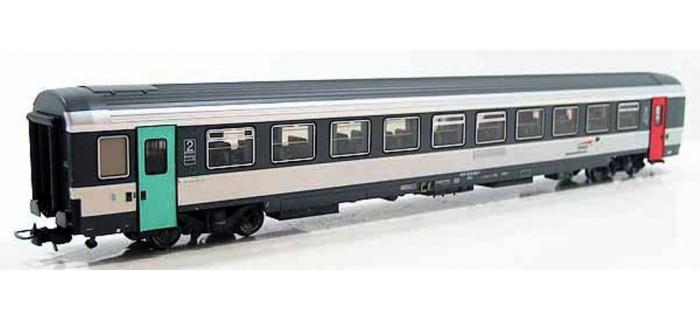 Train électrique : LS MODEL -LSM40267 - Voiture VTU mixte première/seconde classe corail SNCF