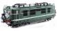 Train électrique : LS MODEL -LSM10153S - Locomotive électrique BB 16677 livrée verte digital son