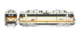 LS MODEL LSM10165S - Locomotive électrique BB 16745 livrée gris béton/orange digital son